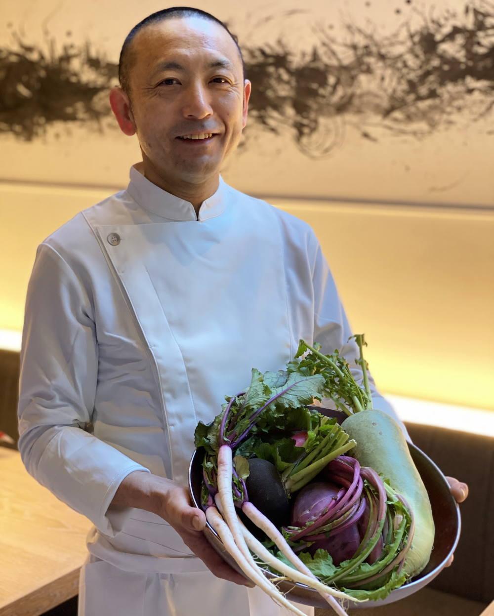 現代里山料理ZEN HOUSE シェフ