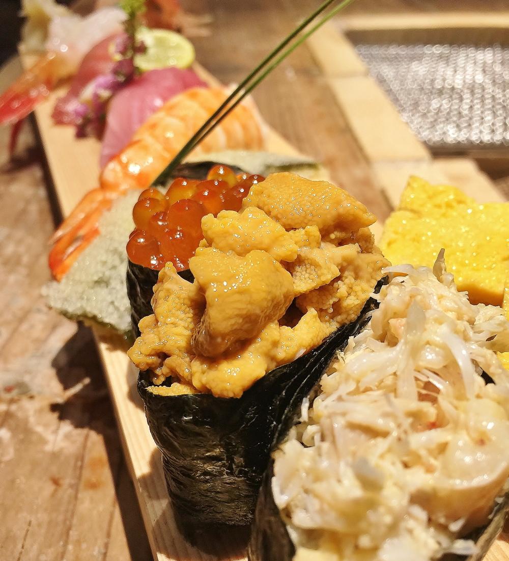銀座 北海道 寿司